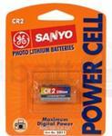 CR2 Sanyo or Sony 3 Volt Photo Lithium