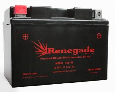 Nc750x Nc750xd Honda Replacement Batteries